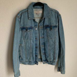 Calvin Klein oversized denim jacket